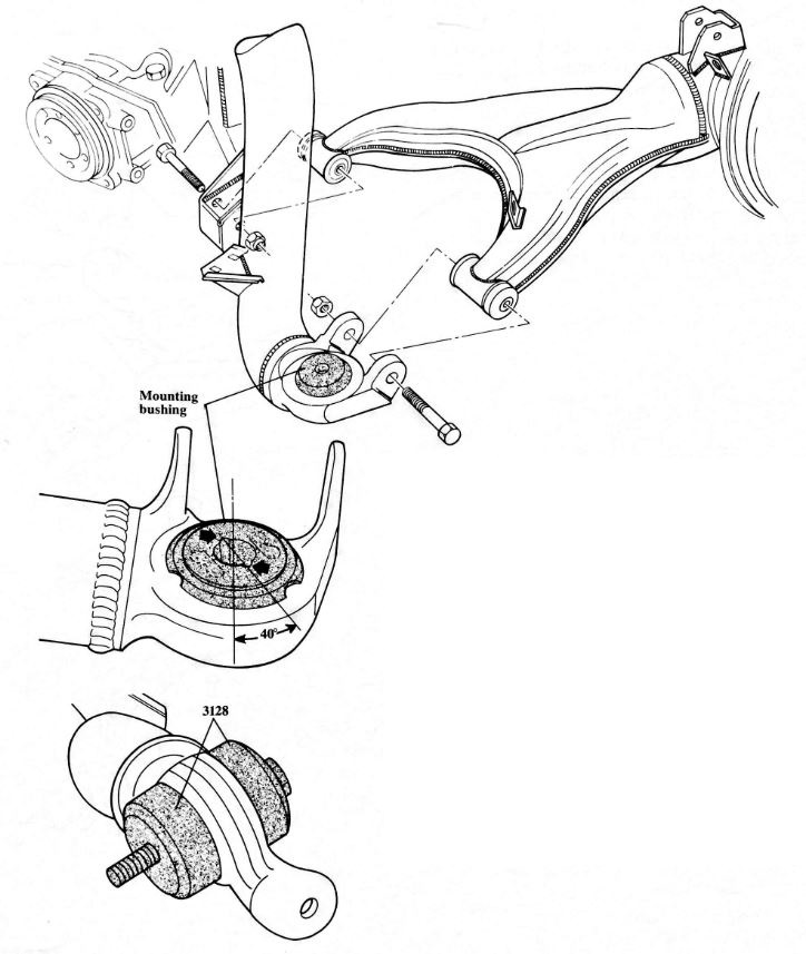 Vw Quantum Syncro Rear Suspension